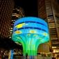 martin place mlc urban forest 2.0 vivid sydney 2017 (6)