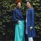 Missoni PR's Maddalena Aspes and Elisa Bellagente