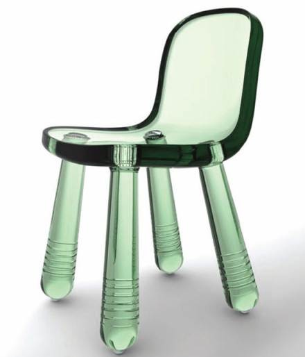 Salone Milan 2010 – Sparkling chair