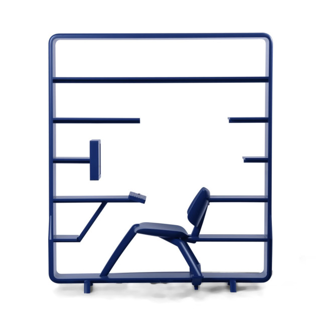 Cabinet Chair by Ontwerpen