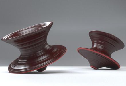 Salone Milan 2010 – Thomas Heatherwick spinning