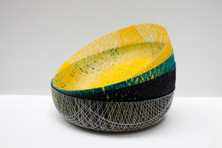 'MOA' Basket-series by Eva Marguerre and Marcel Besau