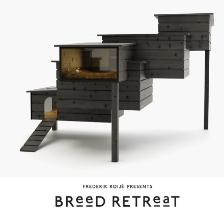 Salone Milan 2010 – Breed retreat