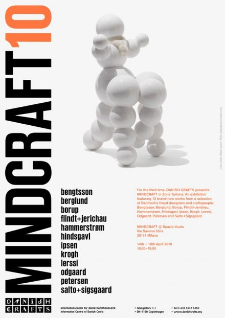 Salone Milan 2010 – Mindcraft10