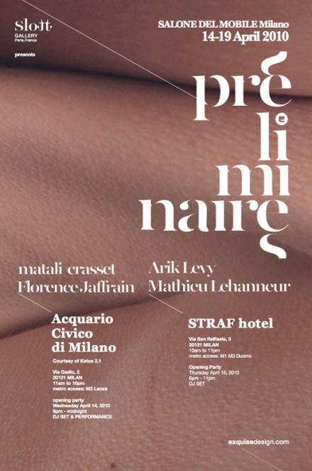 Salone milan 2010 – Exquise Design