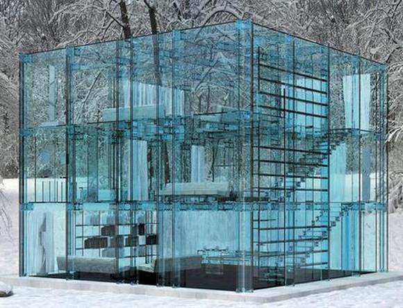 Salone Milan 2010 – Glass House by Santambrogiomilano