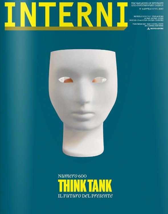 "Salone Milan 2010 – Interni ""Think Tank """