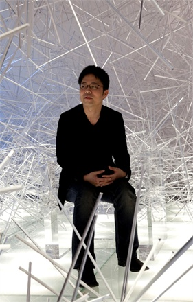 Salone Milan 2010 – Tokujin's Snowflakes & Invisibles