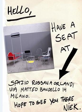 Salone Milan 2010 – Living Forum