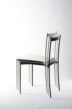Salone Milan 2010 – Nendo Wire chair