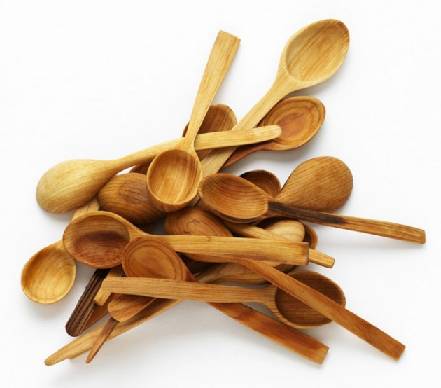 The Beauty of Wooden Spoons