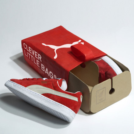 Salone Milan 2010 – Puma Shoe boxes