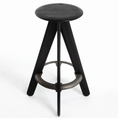 Slab Stool by Tom Dixon