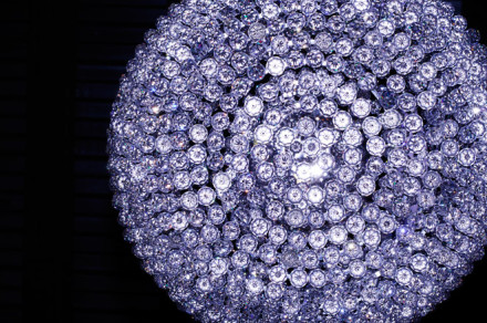Salone Milan 2010 – Behind the Scenes @ Swarovski Crystal Palace