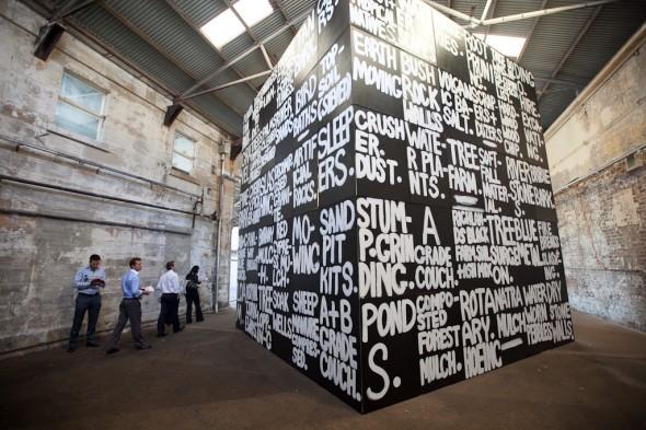 Biennale of Sydney 2010 – 156 Paintings, 156 Signs