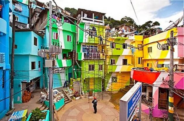 Dulux 'Let's Colour' Project