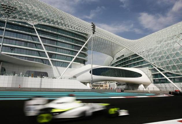 Kreon & Vektron @ Yas Marina Circuit, Abu Dhabi
