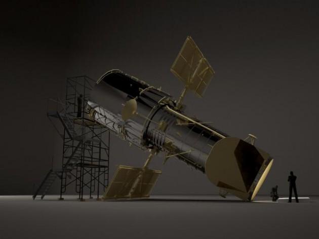 Biennale of Sydney 2010 – Hubble Telescope