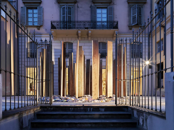 Salone Milan 2010 – Fashion Houses move-in