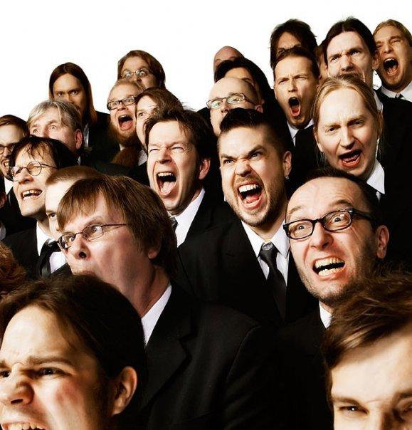 Biennale of Sydney 2010 – Men's Shouting Choir