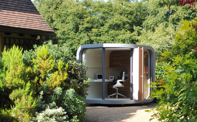 OfficePods by Tate + Hindle