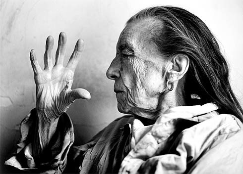 Louise Bourgeois – passed away on May 31st, 2010