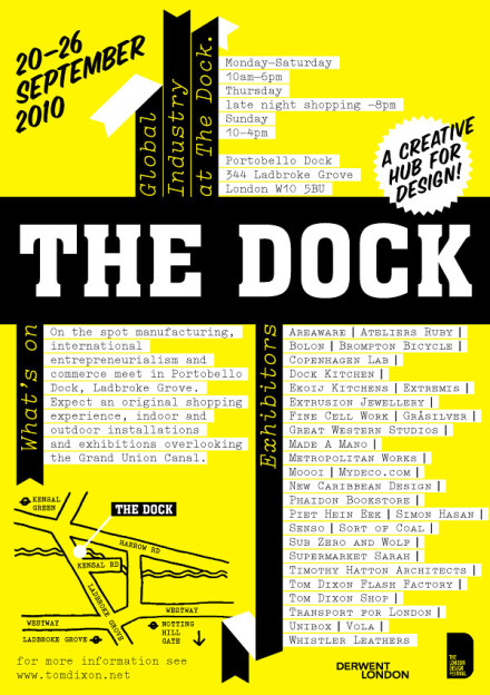 "Global Industry @ ""The Dock"", London"