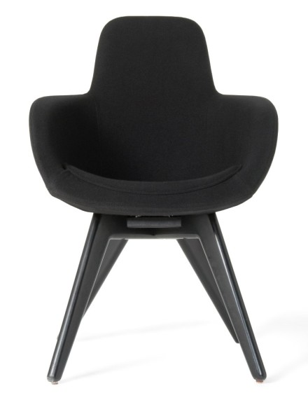 Scoop chair by Tom Dixon @ The Dock