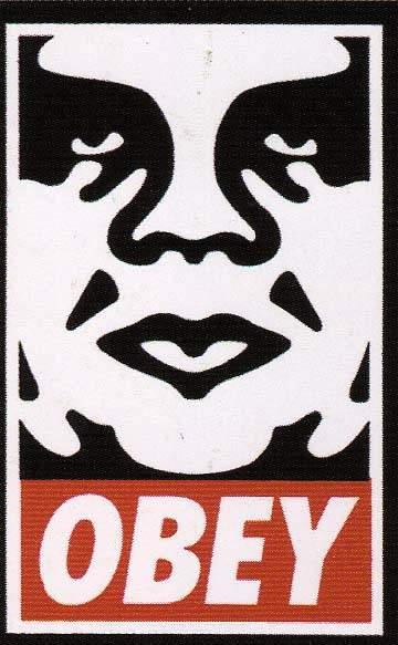 "Shepard Fairey's ""Obey"" @ Dedece Sydney"