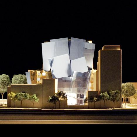 """The UTS """"Crinkly Treehouse"""" by Frank Gehry"""
