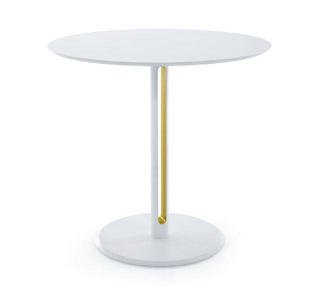 Chloe Table by Helen Kontouris for DePadova @ Milan Design Week 2011