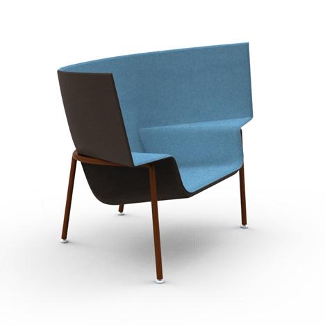 Capo by Doshi Levien @ Milan Design Week 2011