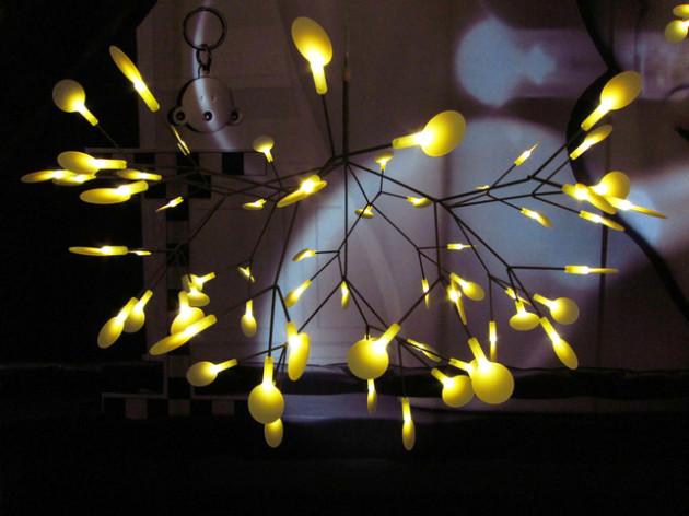 Moooi's Panaroma @ Milan Design Week 2011