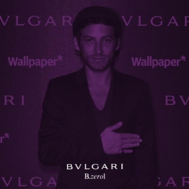 B.Zero1 Bulgari x Wallpaper* @ Salone Milan 2013
