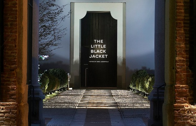 The Little Black Jacket @ Salone Milan 2013