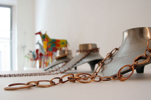 Monica Castiglioni at Depadova @ Milan Design Week 2011