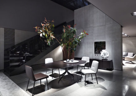 "Minotti – ""Style & Architecture"" @ Milan Design Week 2011"
