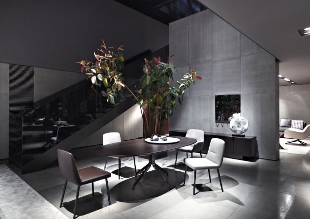 "Minotti – ""Style & Architecture"" @ Milan Design Week 2011"