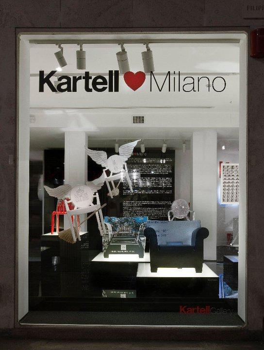 Kartell loves Milano @ Milan Design Week 2011