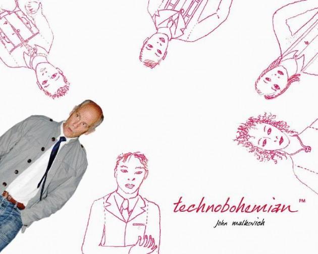 John Malkovich at Museo Pecci @ Milan Design Week 2011