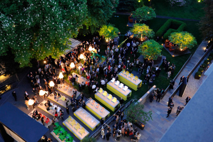 NY Times Garden Party @ Milan Design Week 2011