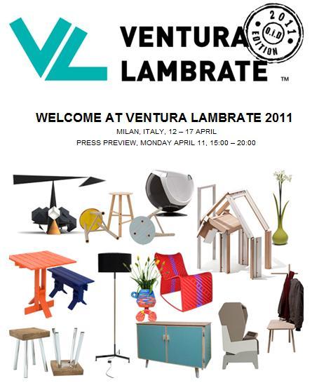 Ventura Lambrate @ Milan Design Week 2011