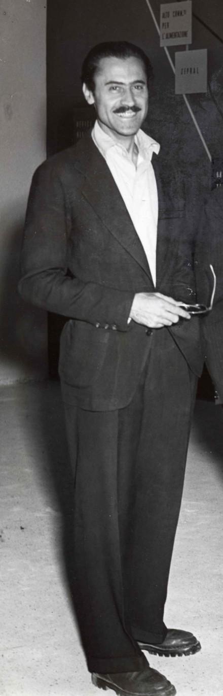 Fondazione Franco Albini (1905-1977) @ Salone Milan 2013