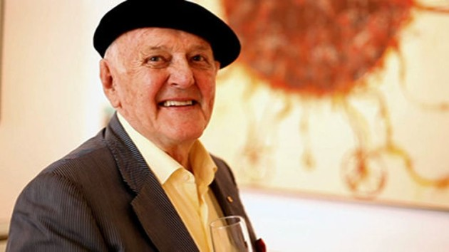 Tribute to John Olsen – Australia's greatest living painter ?