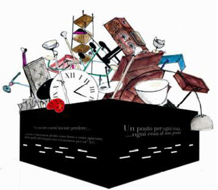 """De Padova presents """"A Casa Castiglioni"""""""
