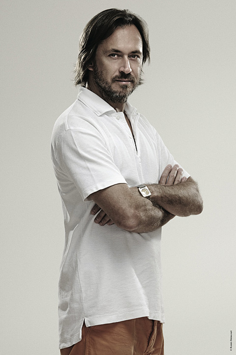 Marc Newson – Lucky Strike winner, 2011