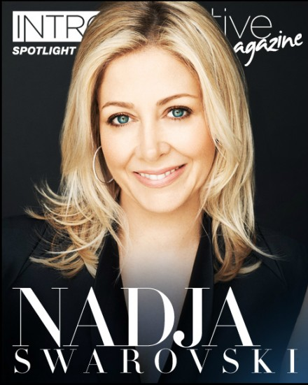 Spotlight on Nadja Swarovski