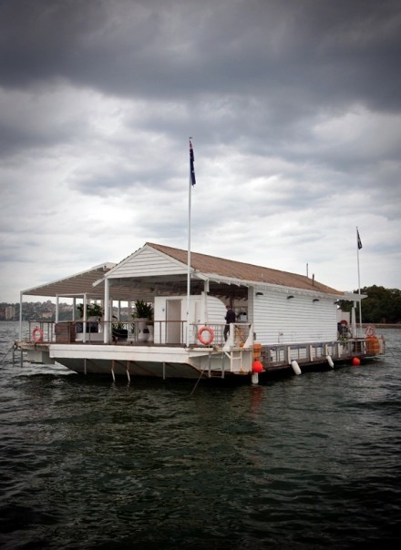 "Paola Lenti @ ""The Island"" on Sydney harbour"