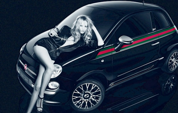 Gucci Fiat 500 by Gucci – Short Films @ Salone Milan 2012