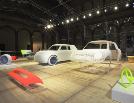 Colour One for Mini @ Salone Milan 2012